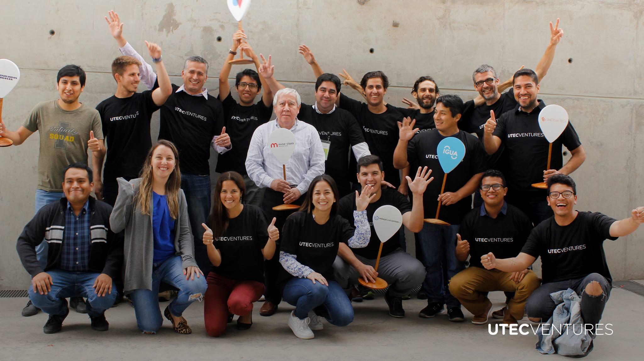 RebajatusCuentas.com UTEC Ventures